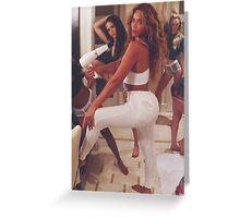 Beyoncé 7\11 Greeting Card