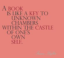 A Book Is Like A Key P4 by jeanniestereo