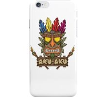 Aku Aku Created iPhone Case/Skin