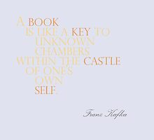 A Book Is Like A Key P6 by jeanniestereo