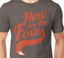 Now Are the Foxes - Classic Unisex T-Shirt