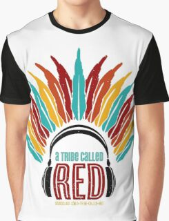 a tribe called red no back Graphic T-Shirt