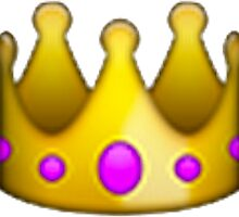 Crown Emoji by sadgurl00