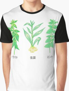 Plants Graphic T-Shirt