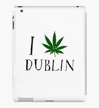 Dublin Ireland Weed iPad Case/Skin