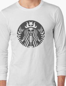 Dead Starbucks Long Sleeve T-Shirt