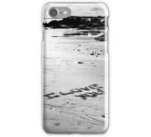 Love On The Beach iPhone Case/Skin