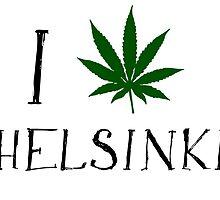 Finland Helsinki Weed by MrAnthony88