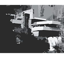 Fallingwater Photographic Print