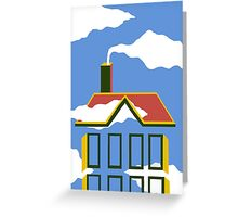 House of Magritte Greeting Card