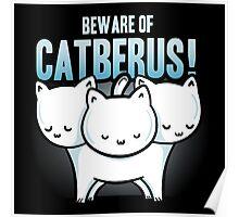 Catberus Poster