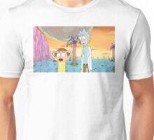 hwhhwhhooooHoHOhh Gee Rick! Unisex T-Shirt