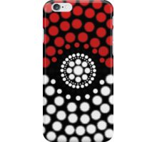 Dot To Catch 'Em All iPhone Case/Skin