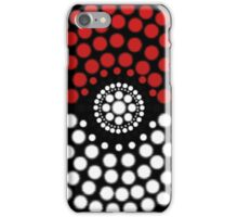 Dot To Catch 'Em All iPhone Case/Skin