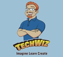 TechWiz In Technicolor by techwiz