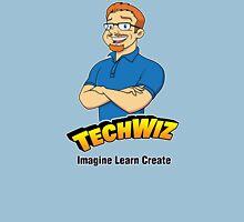 TechWiz In Technicolor Unisex T-Shirt