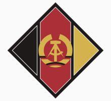 Emblem of aircraft of NVA (East Germany) by IMPACTEES