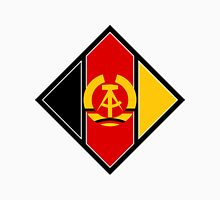 Emblem of aircraft of NVA (East Germany) Men's Baseball ¾ T-Shirt