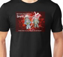 Valentine for Robots Unisex T-Shirt