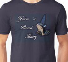 You're a Lizard, Harry Unisex T-Shirt