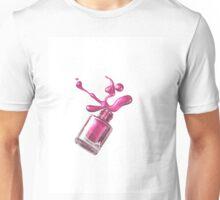 Pink Polish Unisex T-Shirt