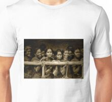Hindu Pilgrims on New Year's Day T-Shirt