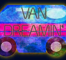 Retro-Van Dreamin' by NeonOf1986