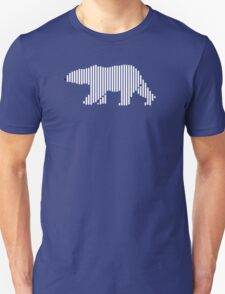 Minimal Polar Bear  T-Shirt