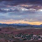Flinders ranges scenery  by Jessy Willemse
