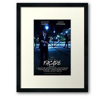 Façade Poster Framed Print