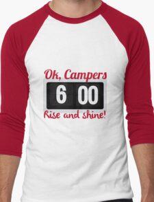 Ok, Campers. Men's Baseball ¾ T-Shirt