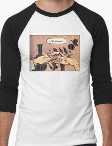 Love Comic Men's Baseball ¾ T-Shirt