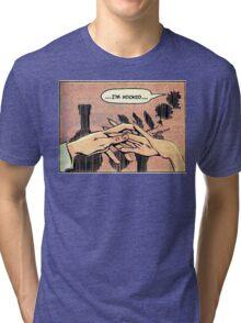 Love Comic Tri-blend T-Shirt