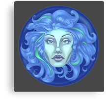 Madame Leota - Haunted Mansion Canvas Print