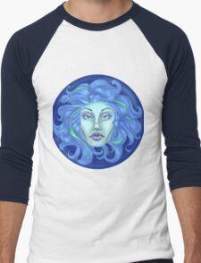 Madame Leota - Haunted Mansion Men's Baseball ¾ T-Shirt