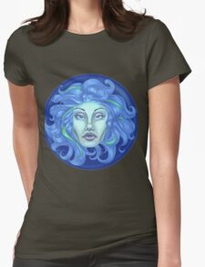 Madame Leota - Haunted Mansion Womens Fitted T-Shirt