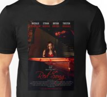 Red Song Poster Unisex T-Shirt