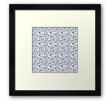 THG Pattern Framed Print