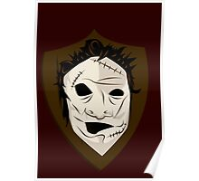 Shield of Leatherface Poster