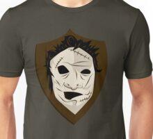 Shield of Leatherface Unisex T-Shirt