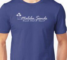 Malibu Sands Beach Club Unisex T-Shirt