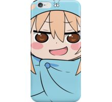 my two faced little sister three iPhone Case/Skin