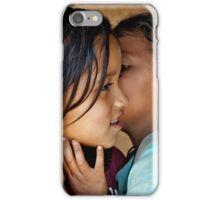 Playful Secrets iPhone Case/Skin