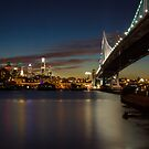Rutger's View of Philly by anorth7