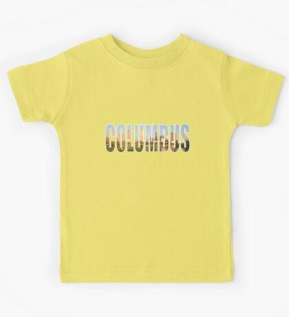 Columbus Kids Tee