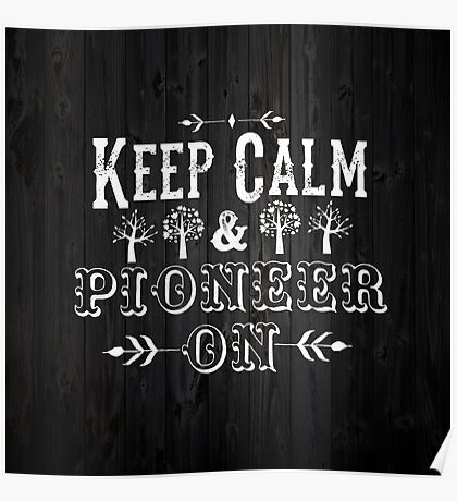 Pioneer On Poster