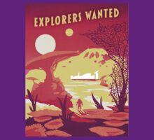 Explorers Wanted Mass Effect by baybayse