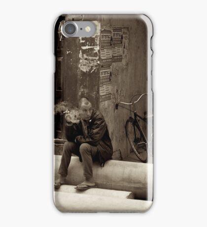 Poknajol Street iPhone Case/Skin