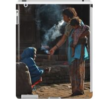 Shared Smoke iPad Case/Skin