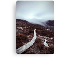 Skypath Canvas Print